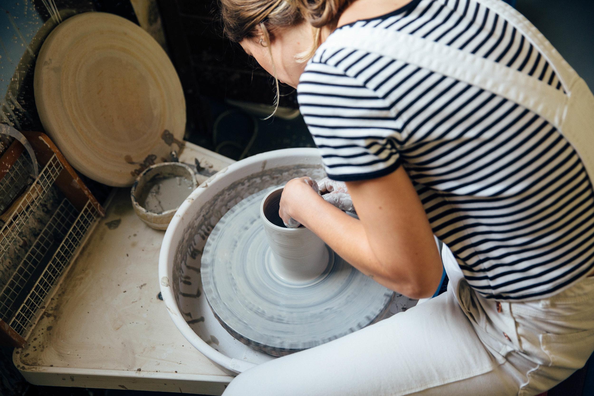 AS.Ceramics Studio Session