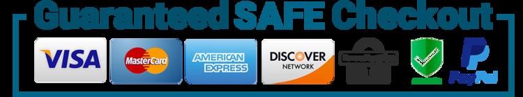 Guaranteed Safe Checkout