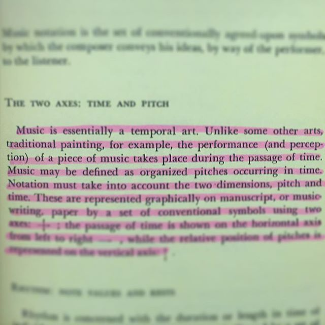 Can I get to know you in the fourth dimension? @theofrances #time