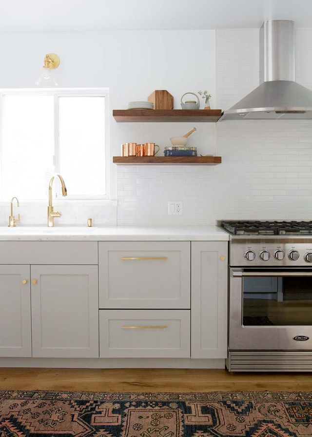 Best Kitchen Cabinet Paint Colors Lauren Bradshaw Design MyDomaine