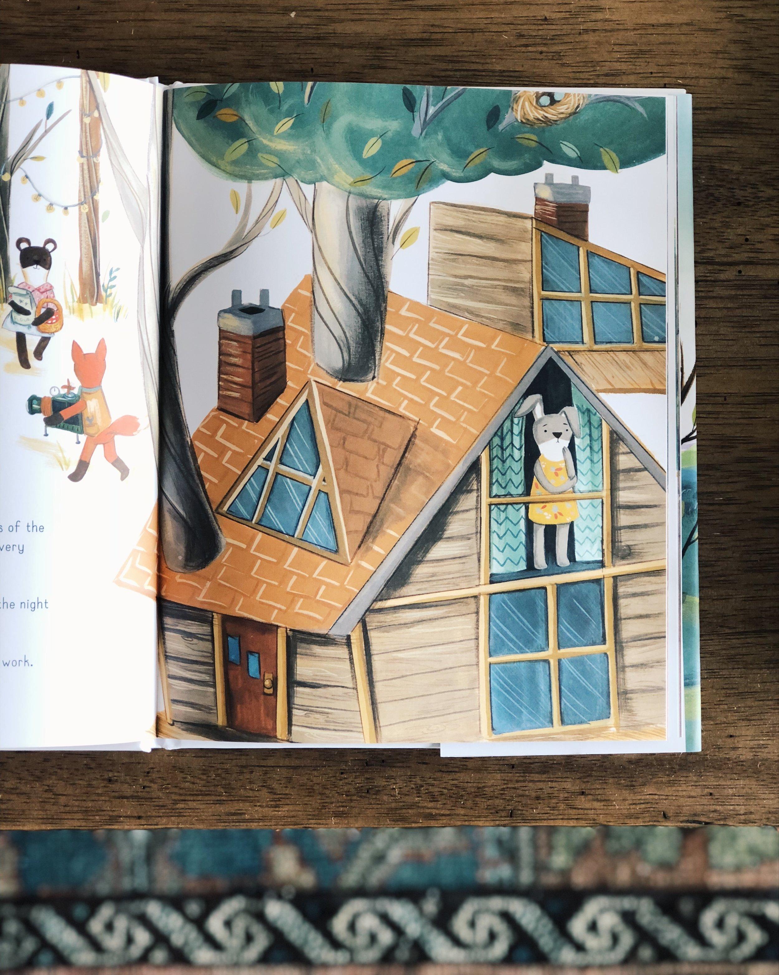 Magnolias Magnificent Map by Lauren Bradshaw Interiors Book