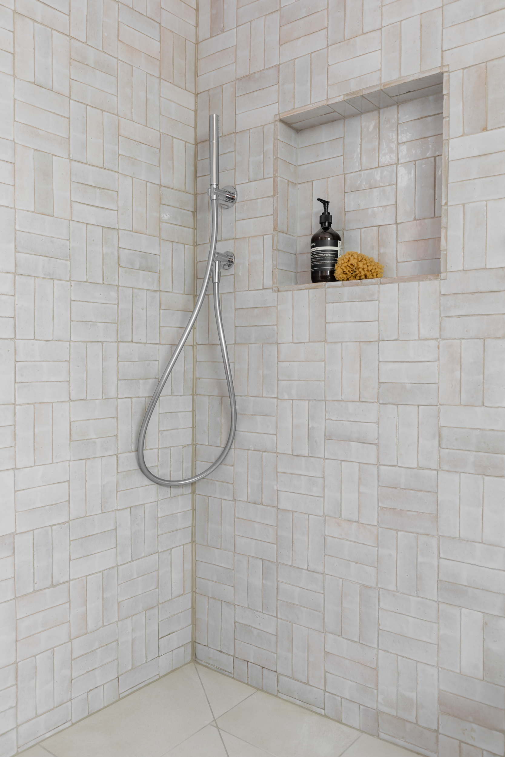 Lauren Bradshaw Design Master Bathroom Shower