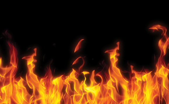 When you have fire in your heart you can set the world aflame!