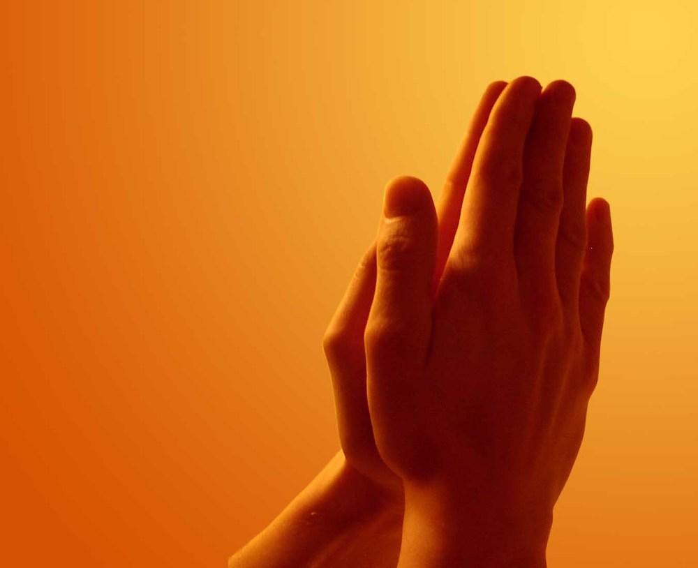Praying Hands  by David Niblack,  http://www.imagebase.net/