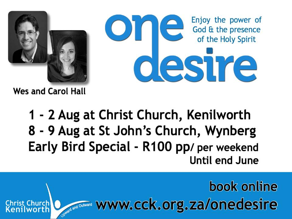 One desire conference