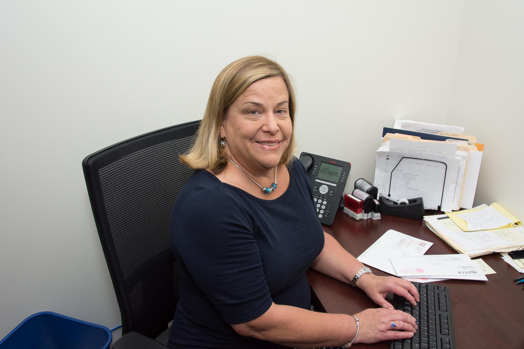 Janet Dziennik    - Finance Director  B.S. Towson University 410-539-0709