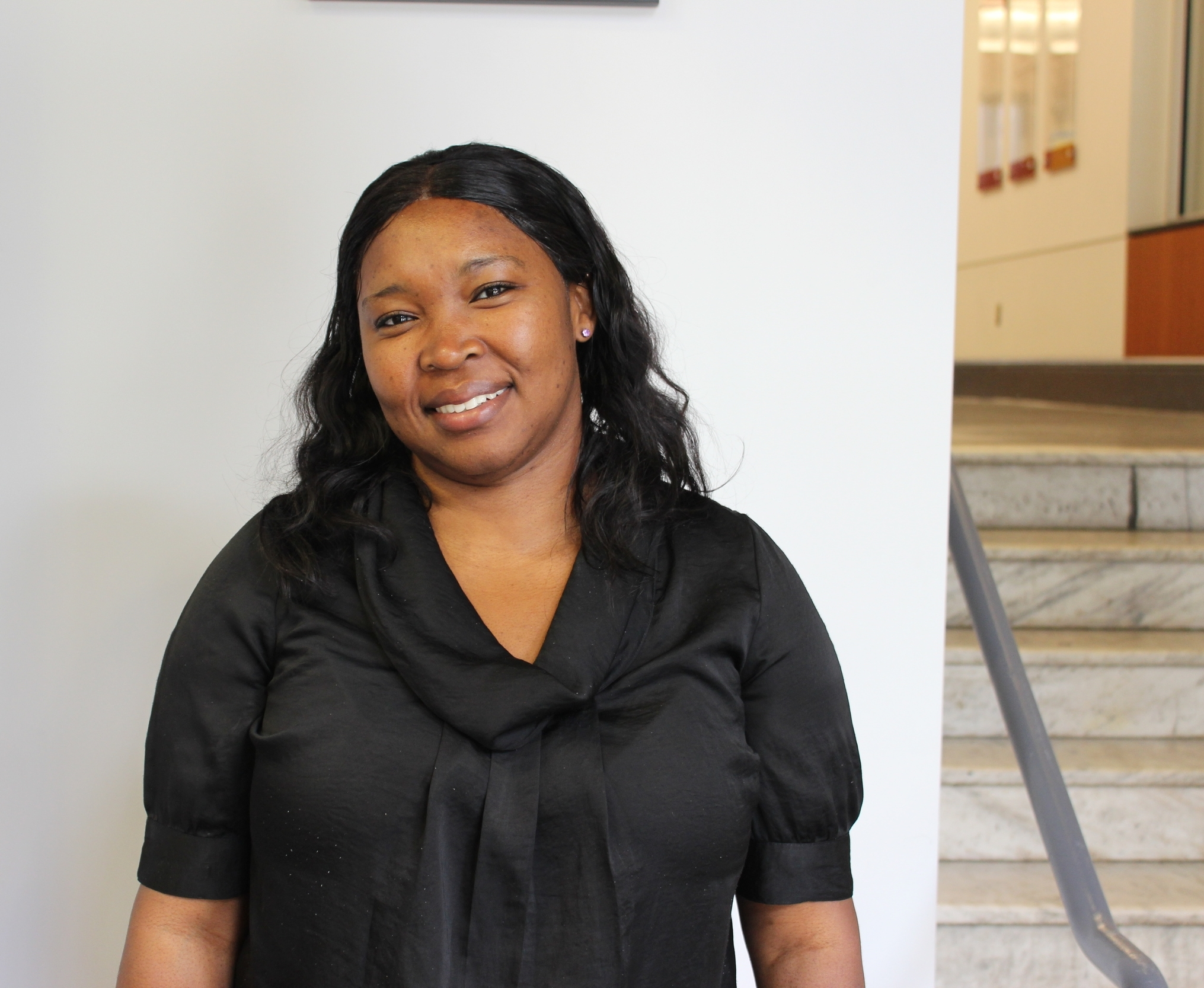 Steffany Arrington   -  Education & Operations Administrator  B.S. Candidate Coppin State University 410-539-8268 ext. 507