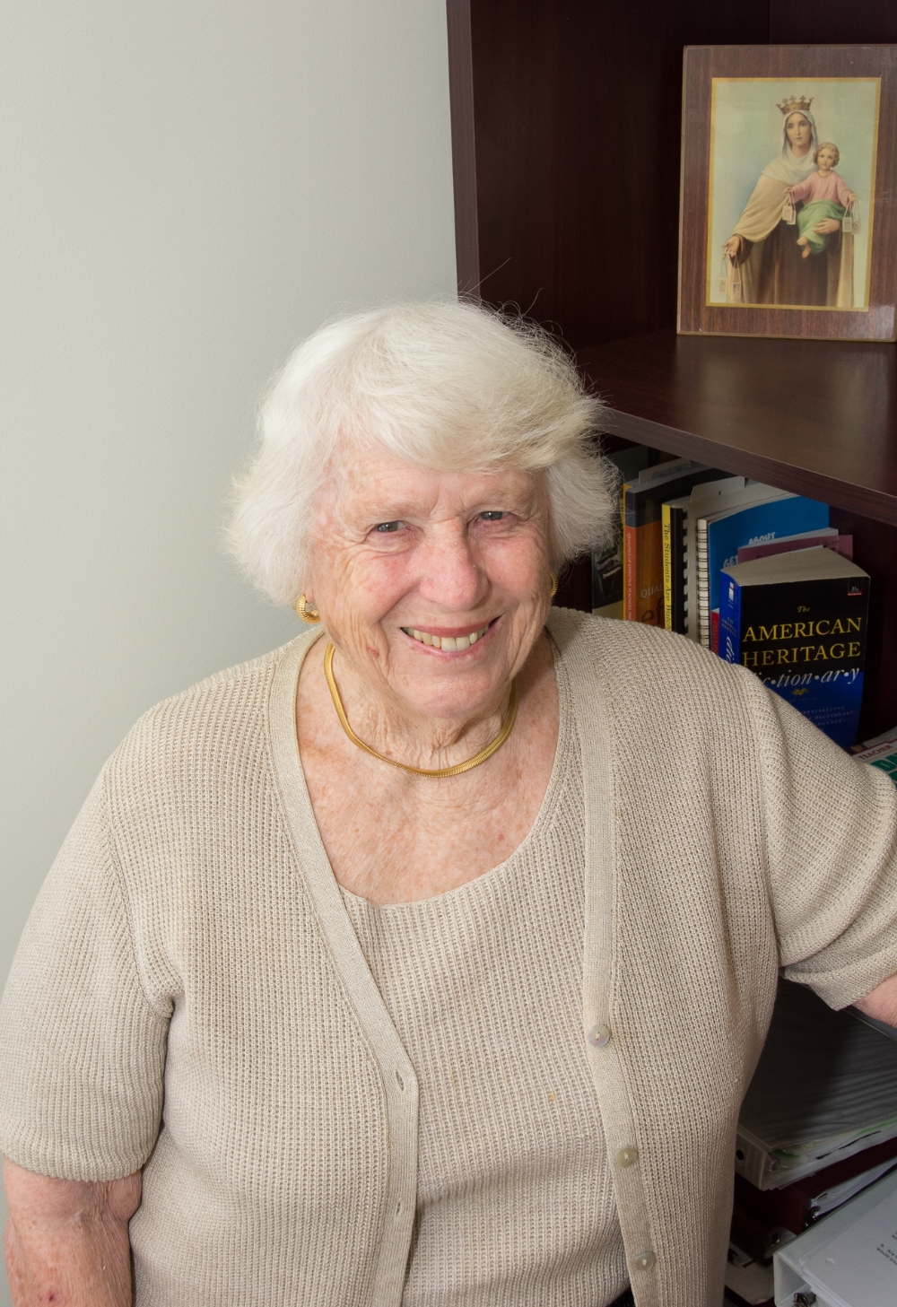 Aurelia Burt   -  Ignatian Mission Advisor  B.A. University of Maryland M. Ed. Loyola University MD 410-539-8268 ext. 503