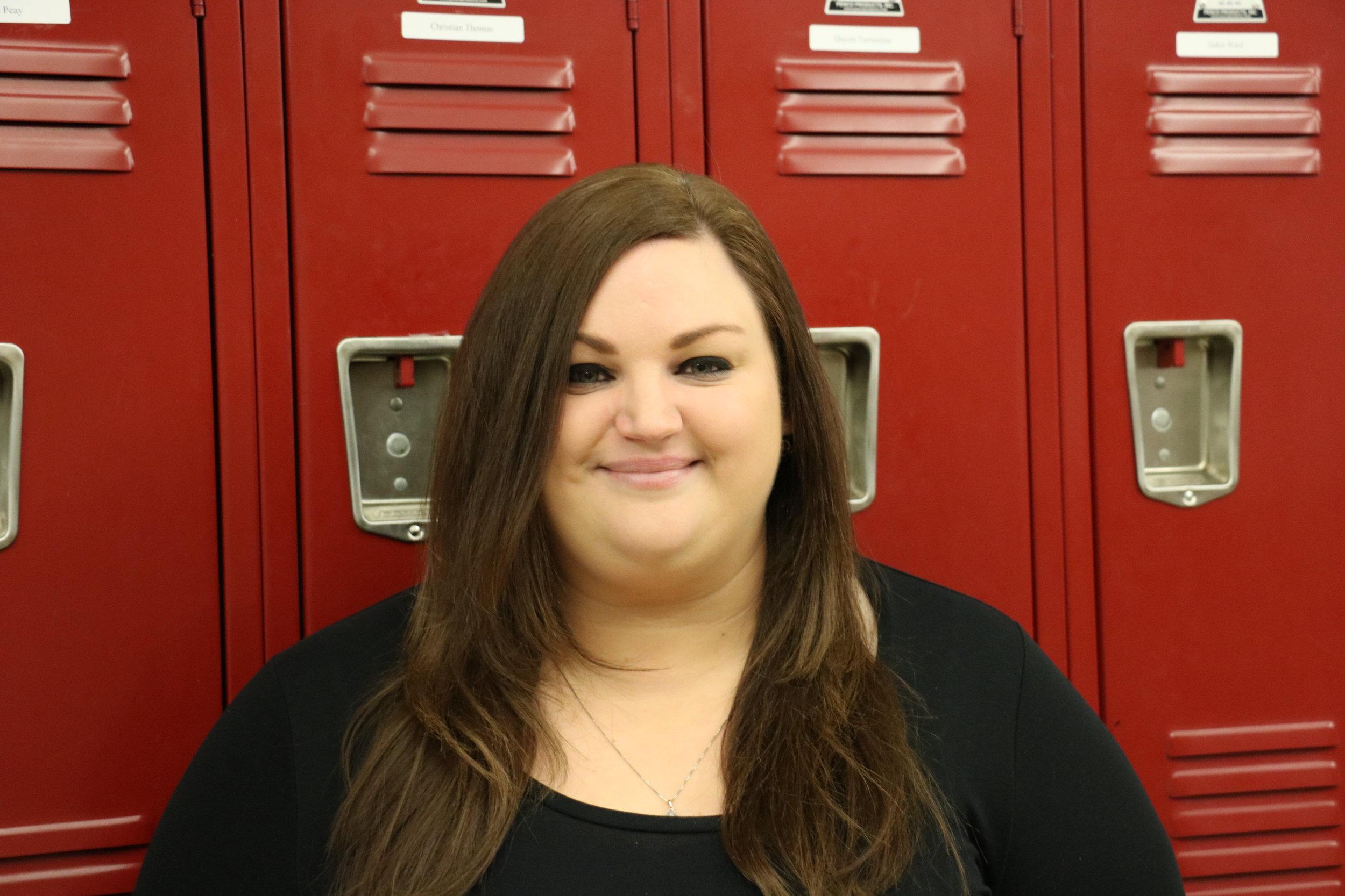 Allison Leopard Hiester    -   Director of Annual Giving and Grants  B.S. Stevenson University 443-451-9517