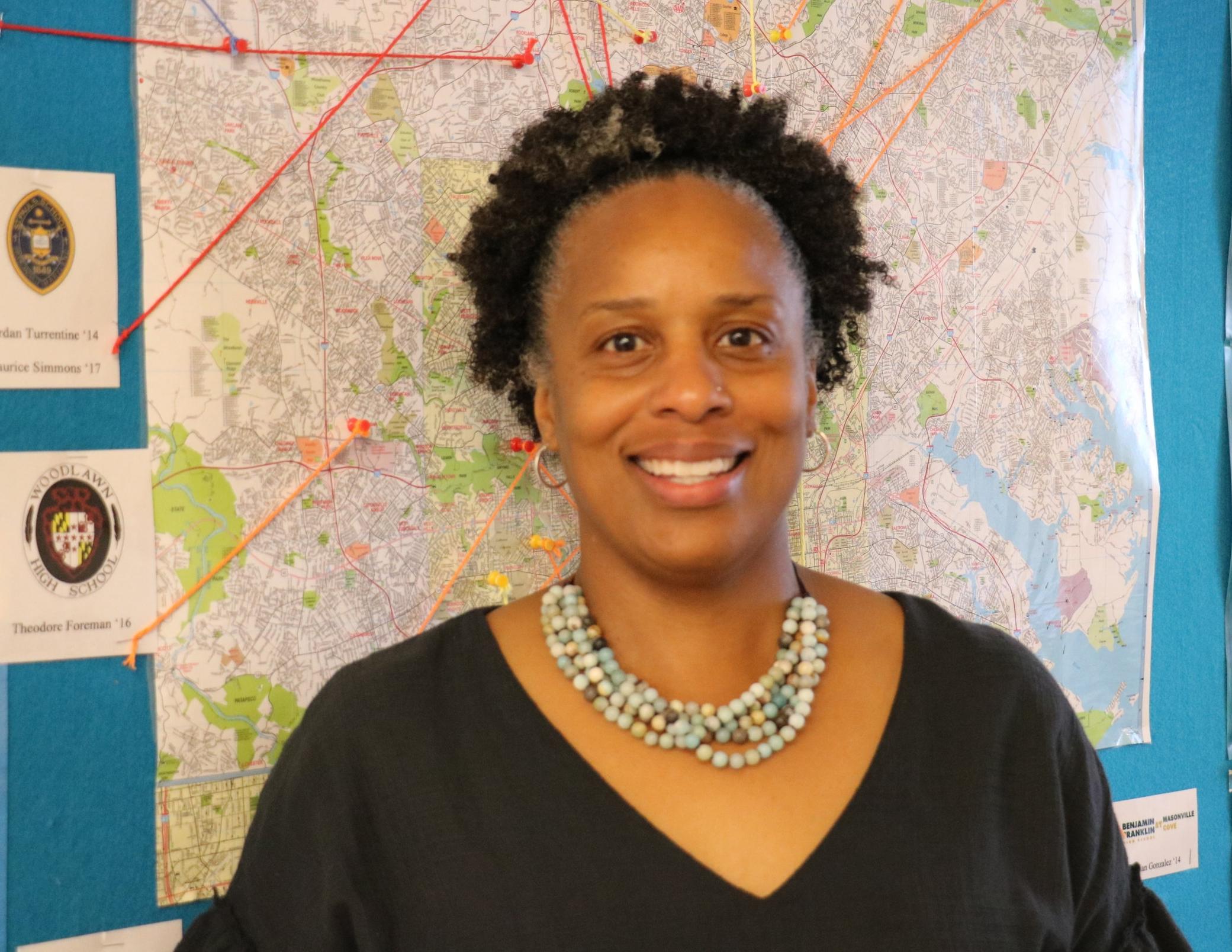Maria Lawson    -   Director, Graduate Support Program  B.S. Howard University M.S. Michigan State University 410-539-0699