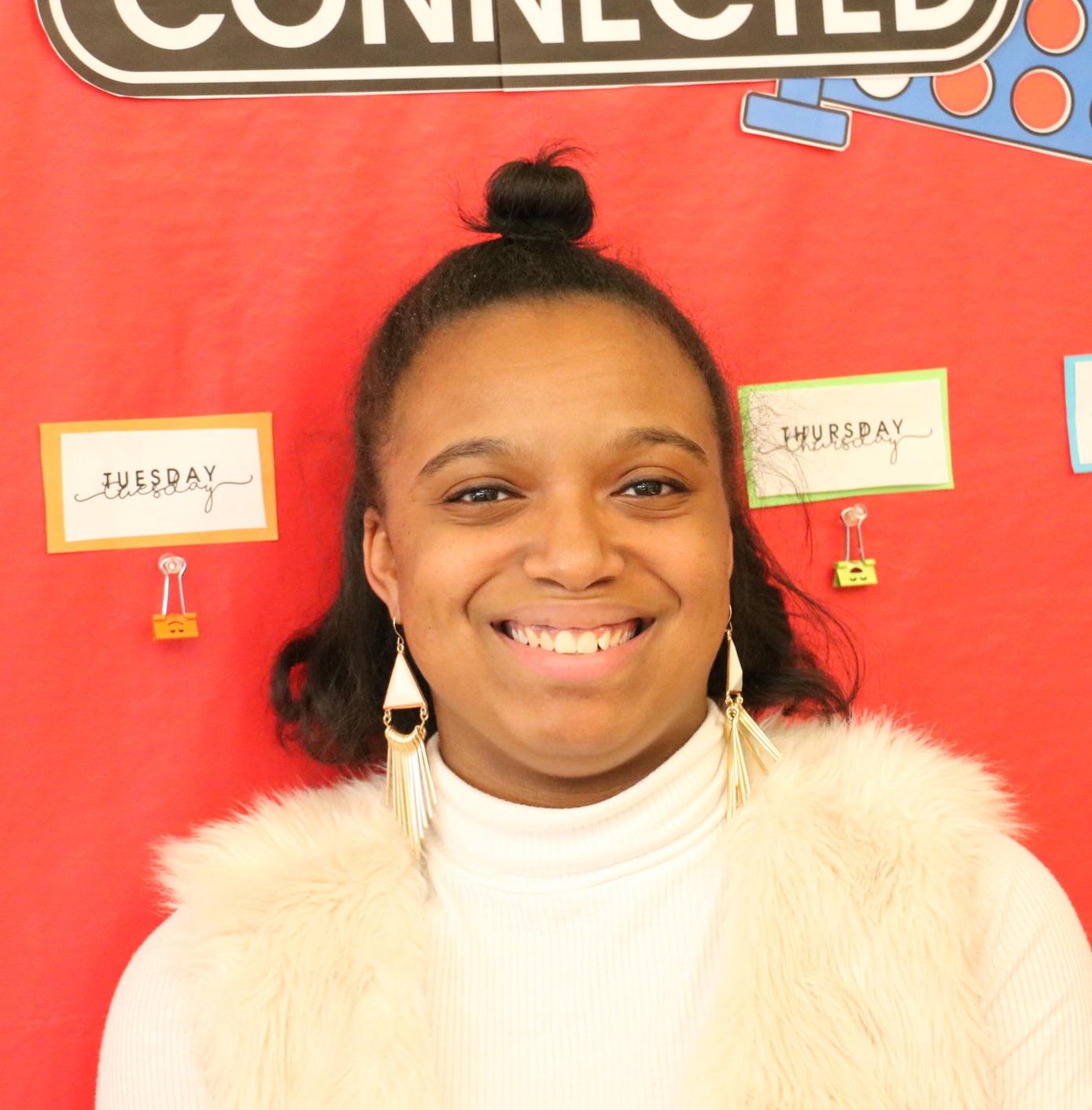 Alasia McDonald     -  8th grade English and Reading; 6th and 7th grade Skills  B.S. Towson University 410-539-8268 ext. 304