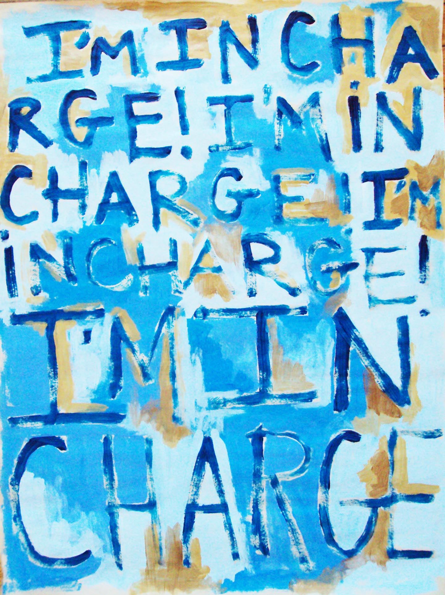 I'm In Charge (2015)