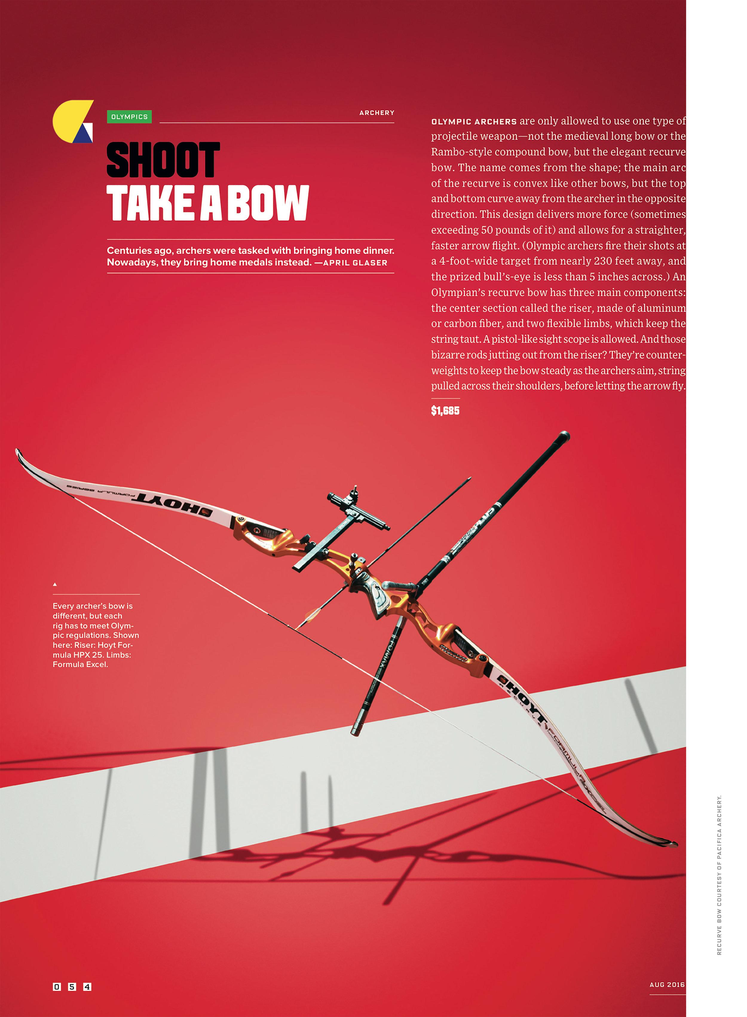 Gadget Lab; Olympics Edition