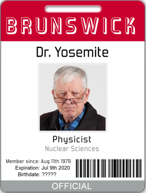 Dr. Yosemite is the old hat. He represents all the 1950's propaganda about nuclear energy that we all recognize but know is patently false.