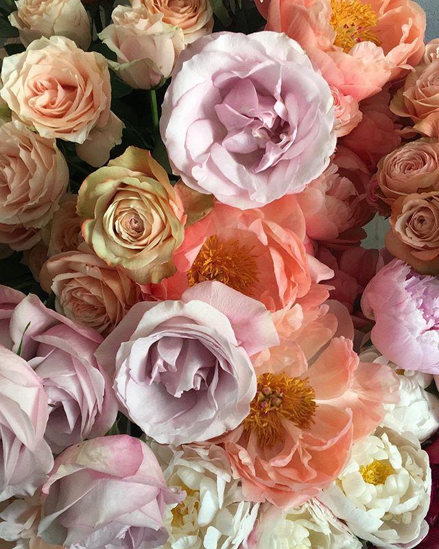 Blommor till Madja och Aswad 💕