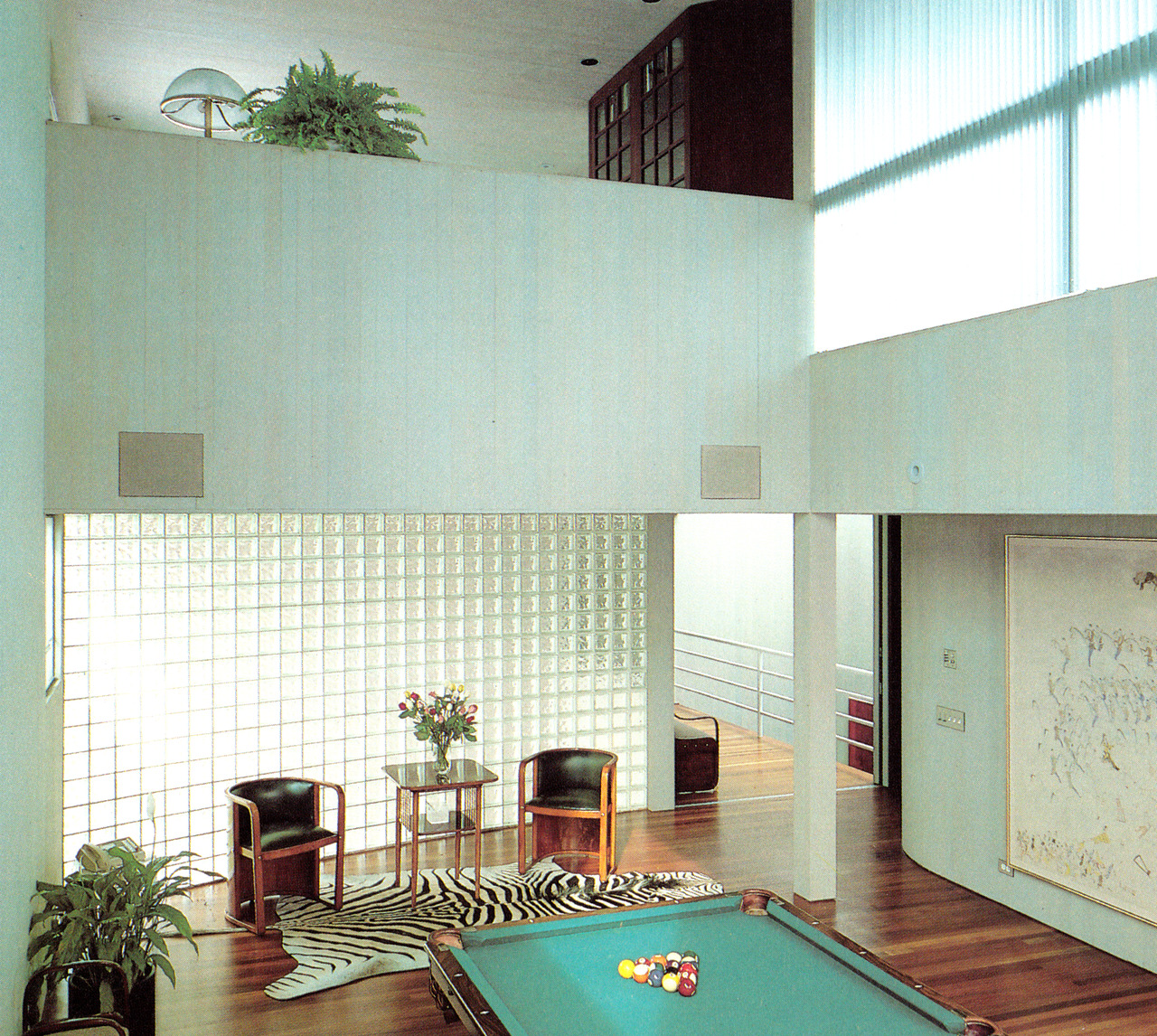 Architecture by Gwathmey Siegel. The Decorating Book, Mary Gilliatt, 1981.jpg