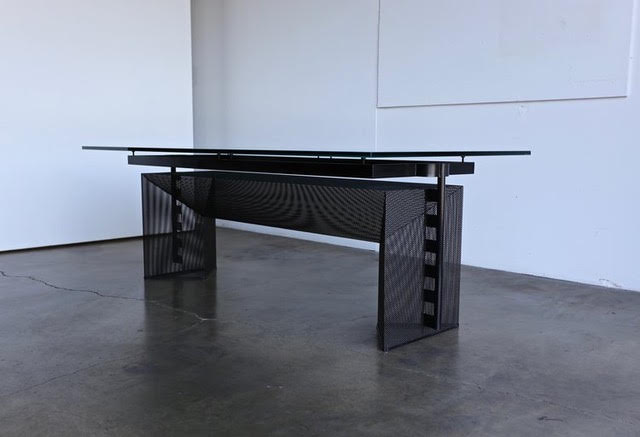 Mario Botta %22Tesi%22 Dining Table for Alias, Italy, 1985.jpg