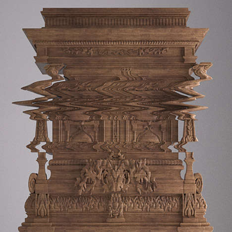 Good Vibrations by Ferruccio Laviani is an Intricately Carved Piece.jpg