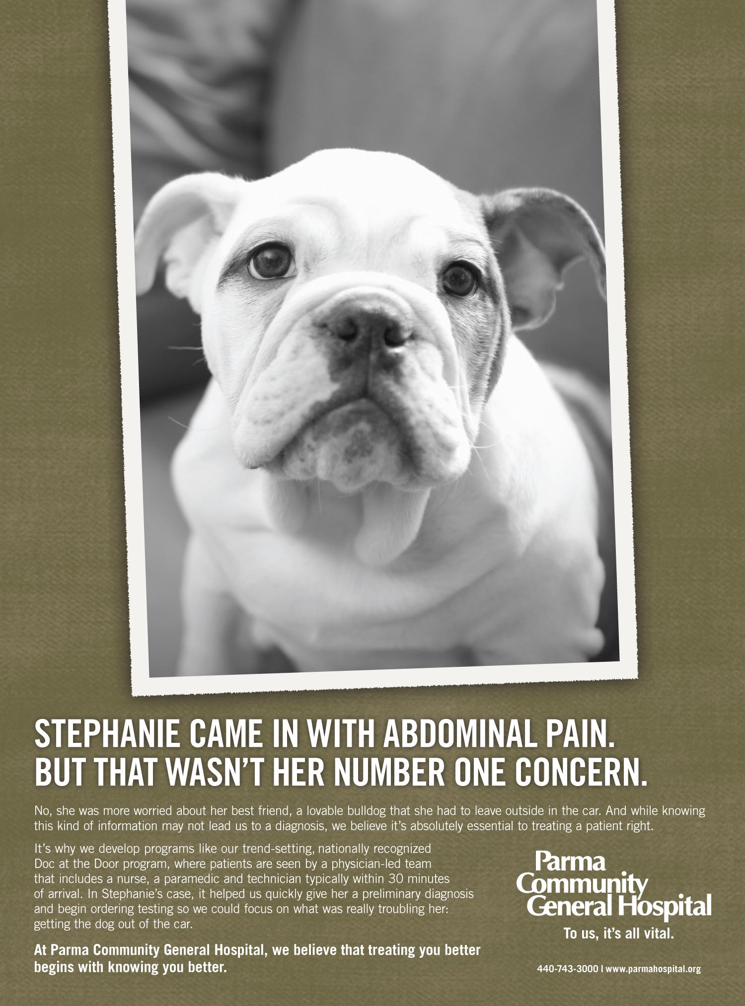 Parma General Print — Stephanie