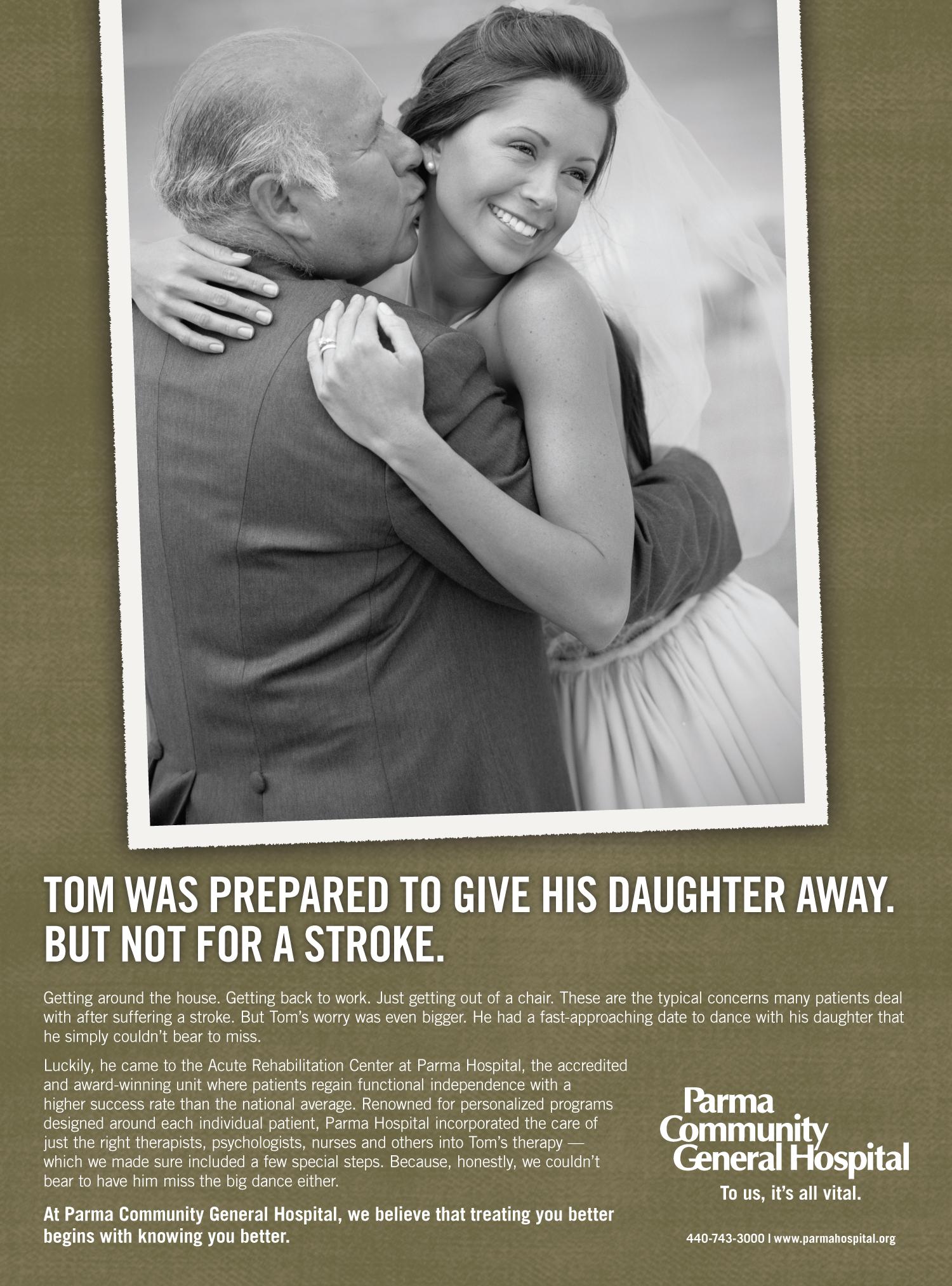 Parma General Print — Tom