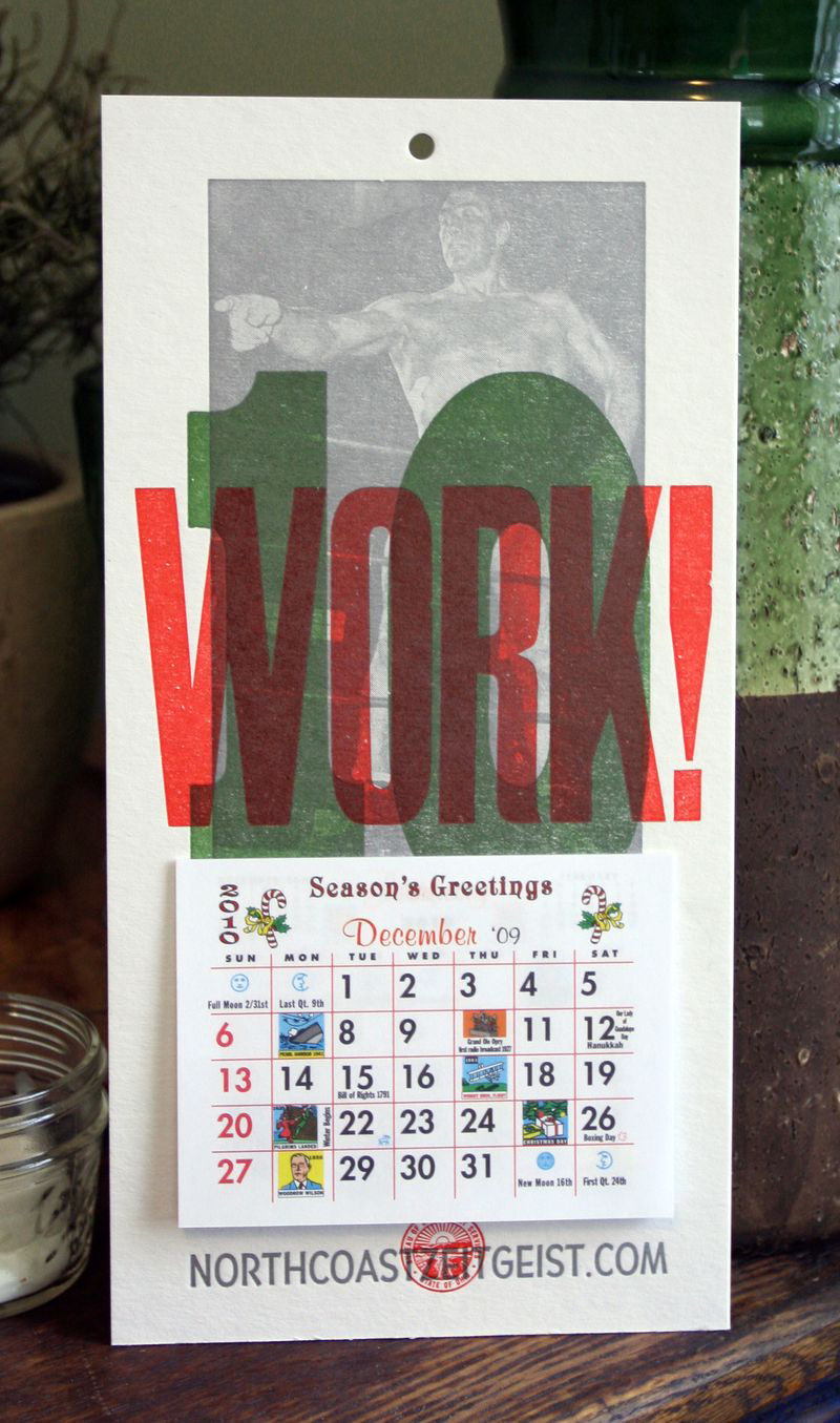 Cranky Pressman Calendar — Full