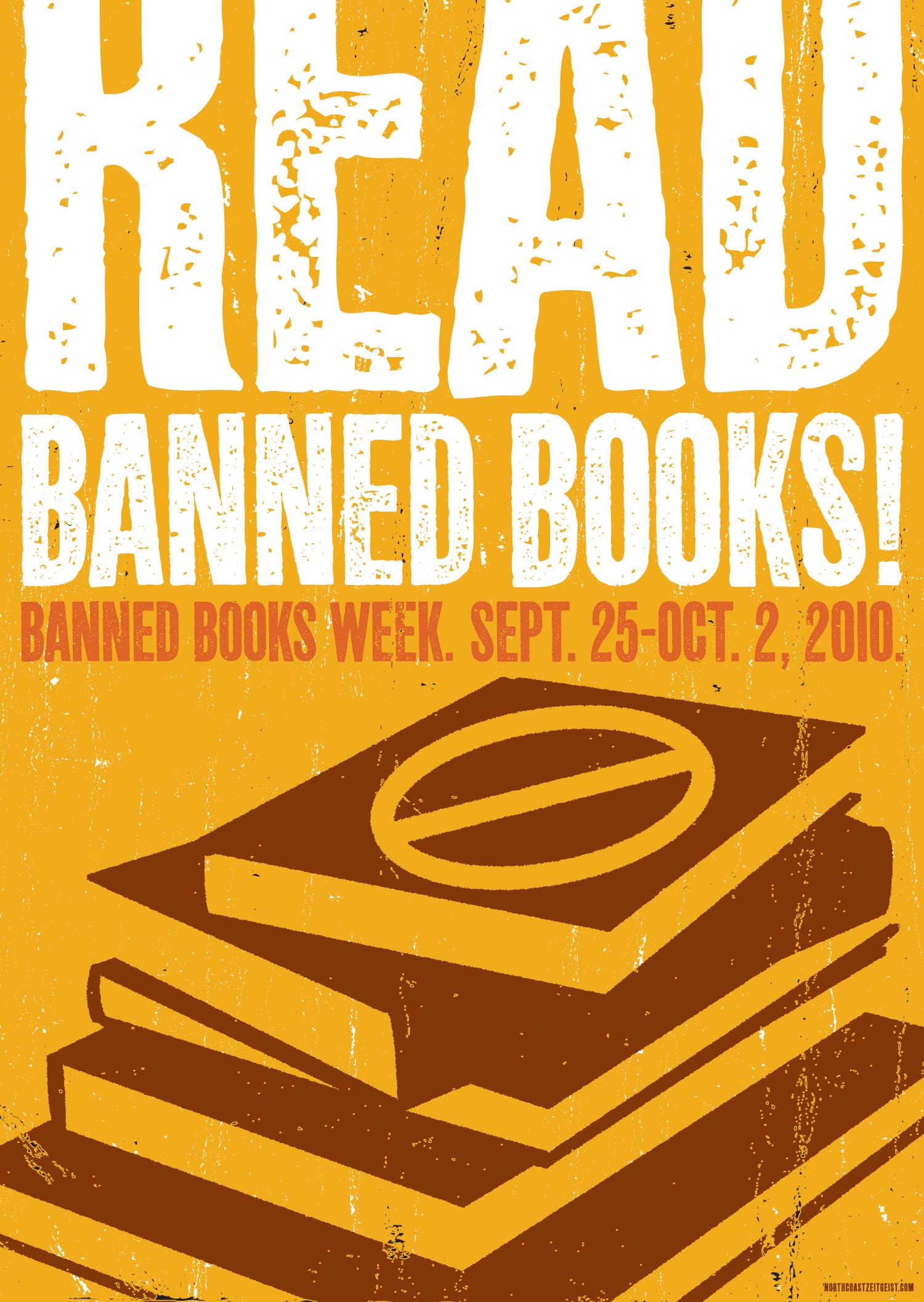 Banned Books Week — Books