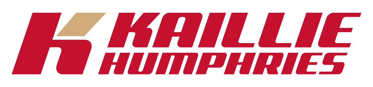 Kaillie Humphries — Horizontal Logo