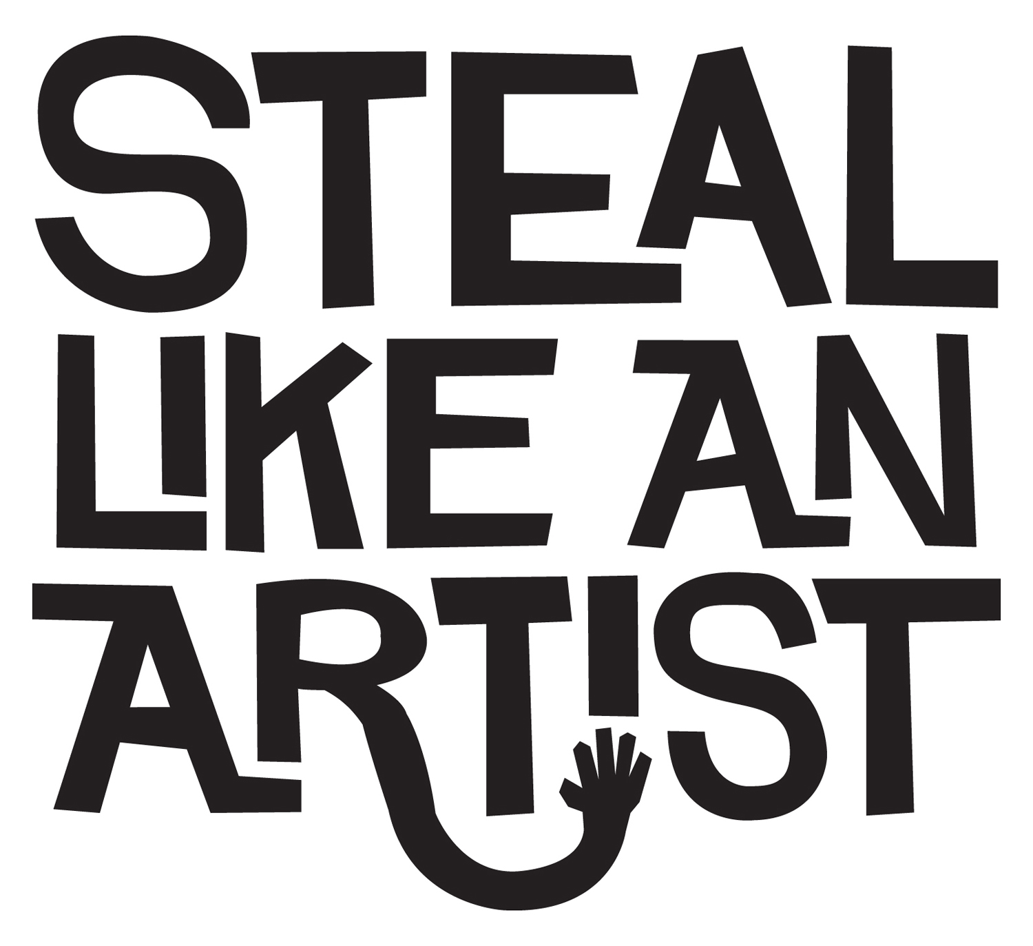 WMC Fest Titles — Steal Like an Artist