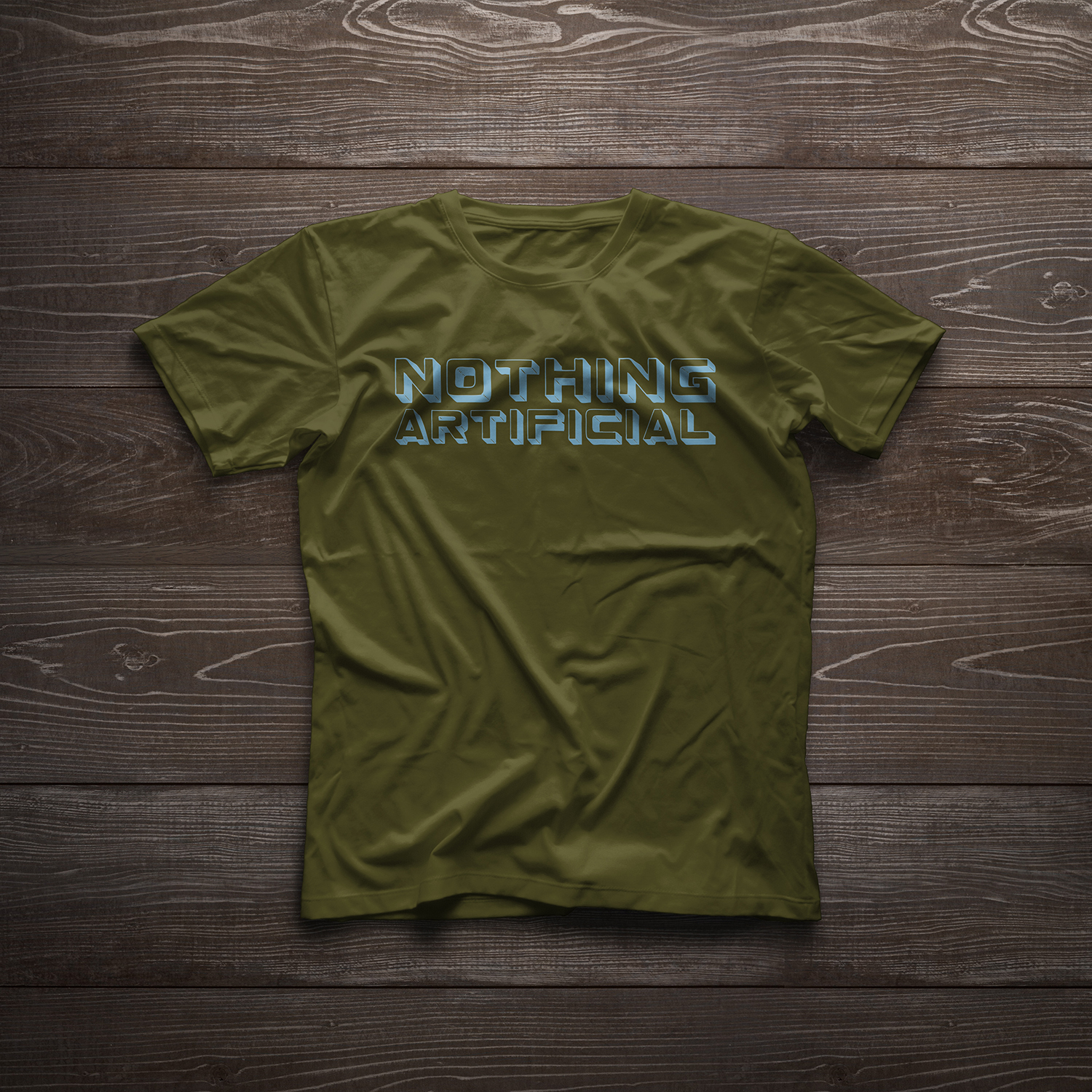 Apparel — Nothing Artificial