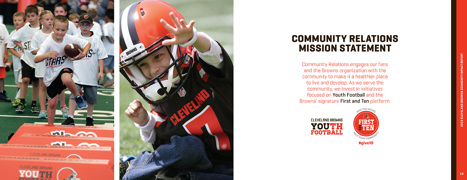 Browns Community Impact Report — 10