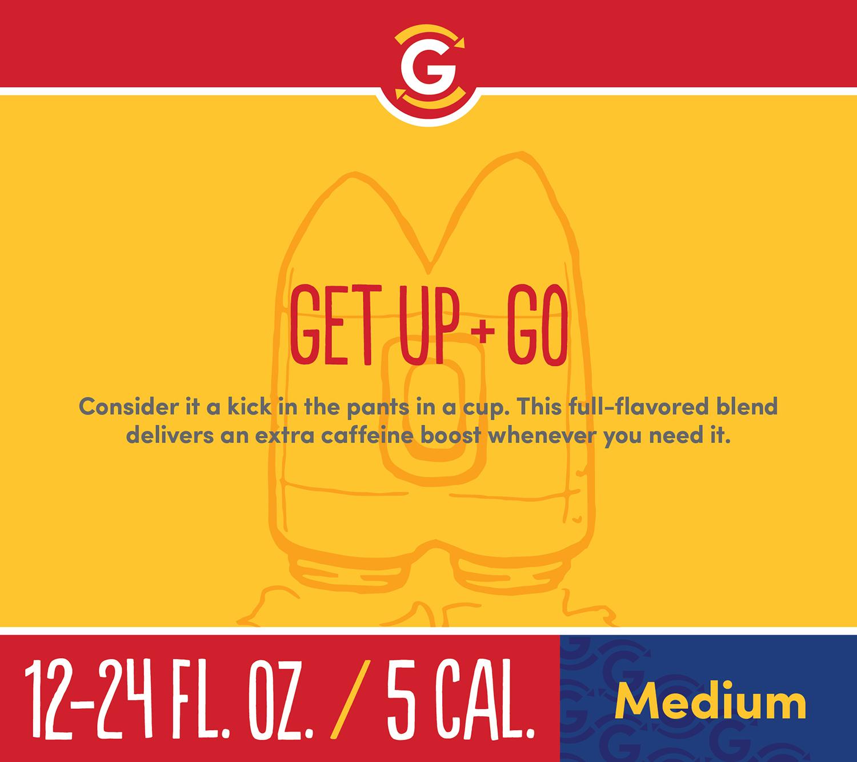 Get Up + Go