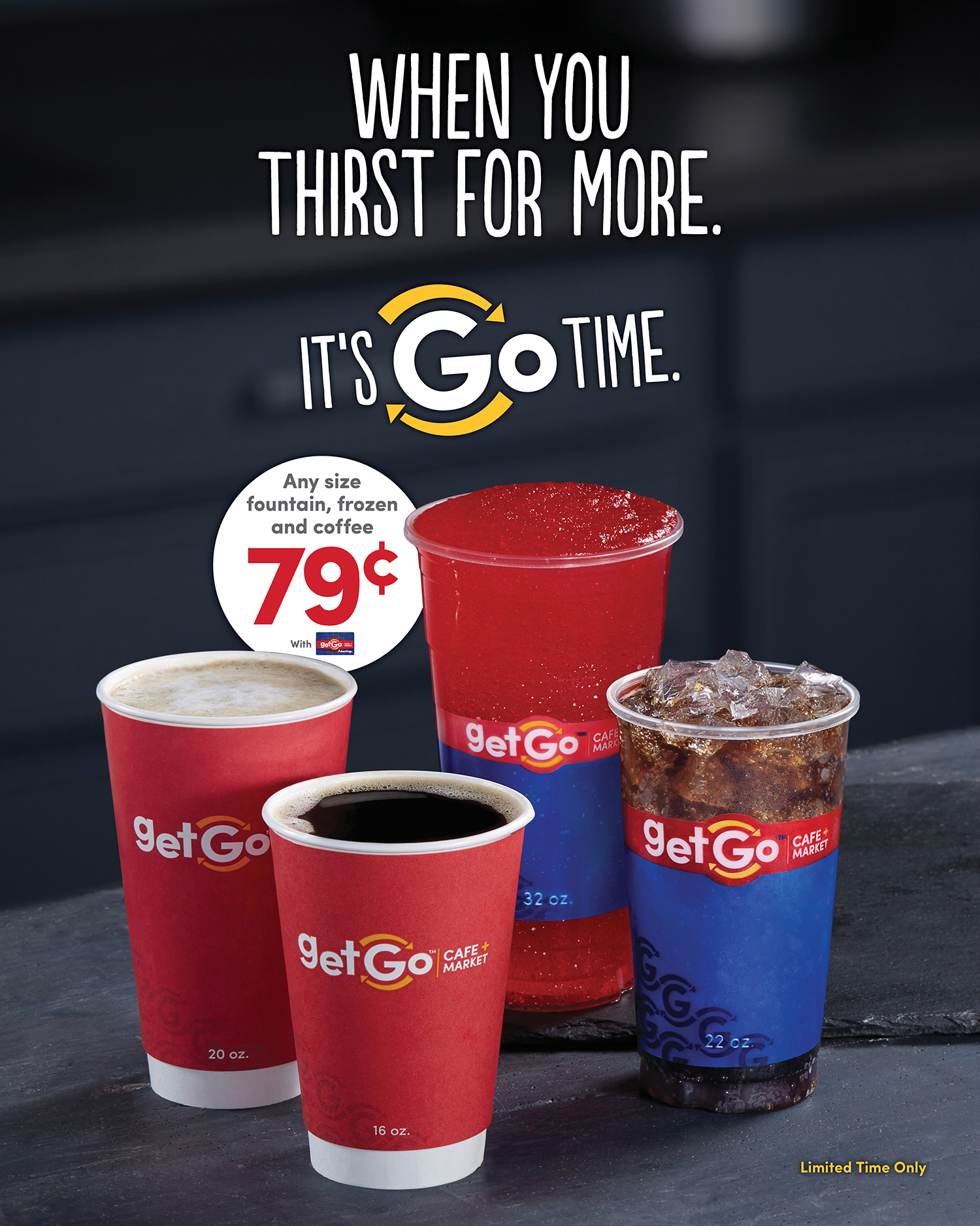 GetGo Store Openings — Poster 2