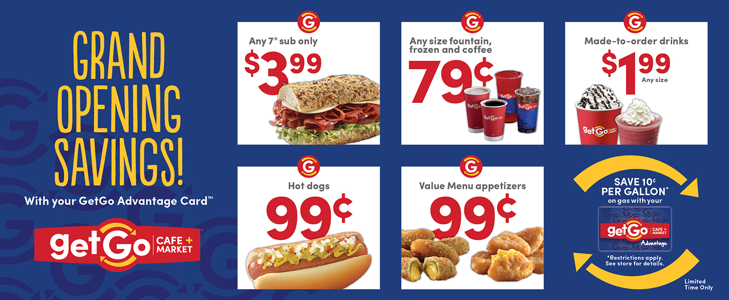 GetGo Store Openings — Workplace Mailer 2