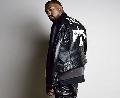 GQ/Kanye West