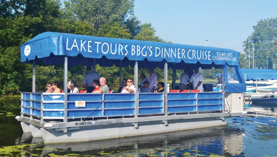 Your Triple Hull Canoe to Lake Max History!