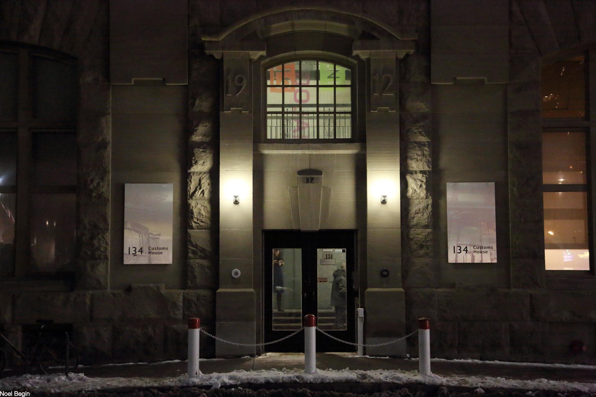 The Customs House, image: Noel Begin