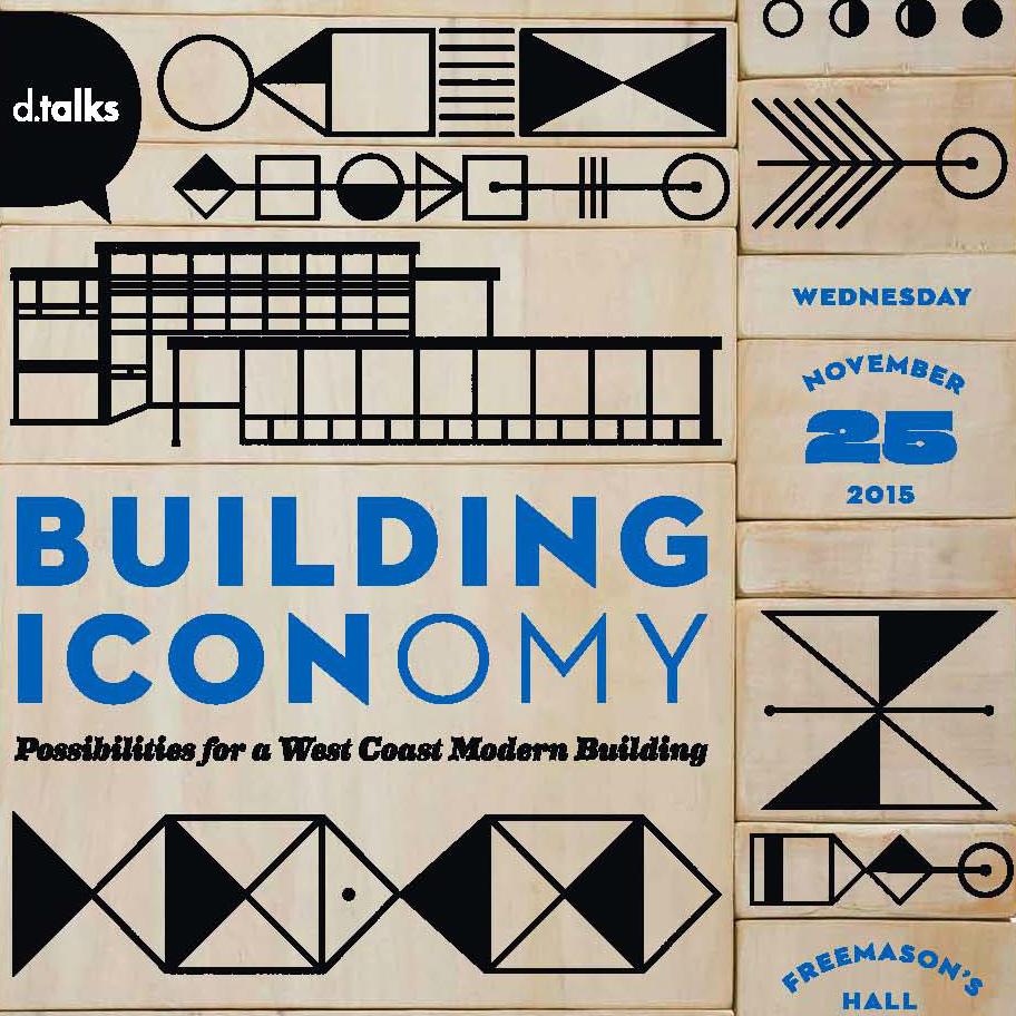 Building ICONOMY Modern (poster: Platform Design)