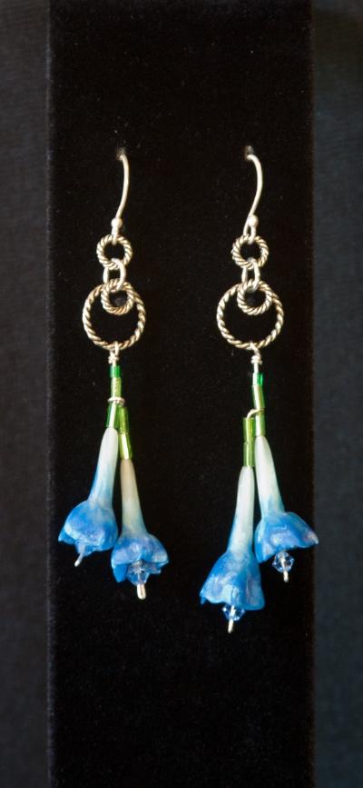 Bluebell Delight earrings