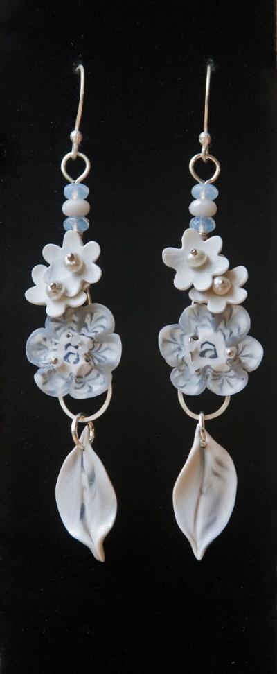Audrey's Bridal earrings