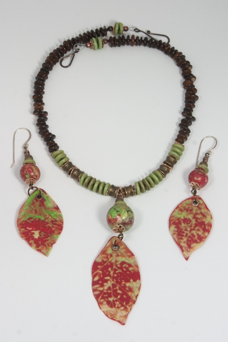 Tropical Getaway necklace set