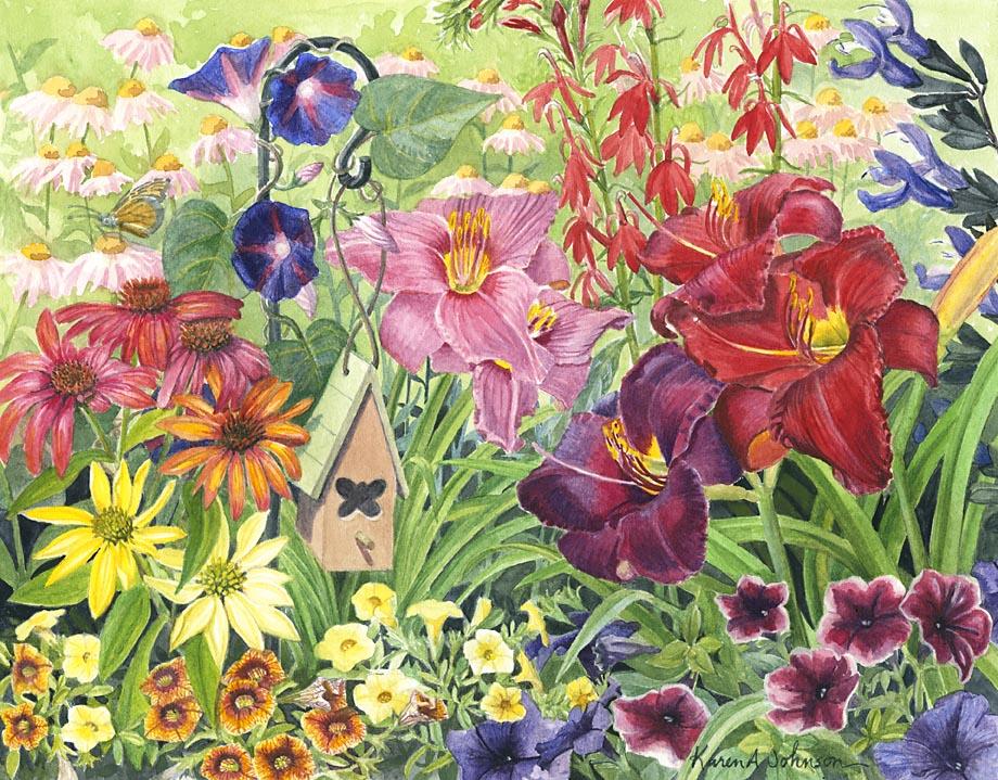 Jean's Garden 2