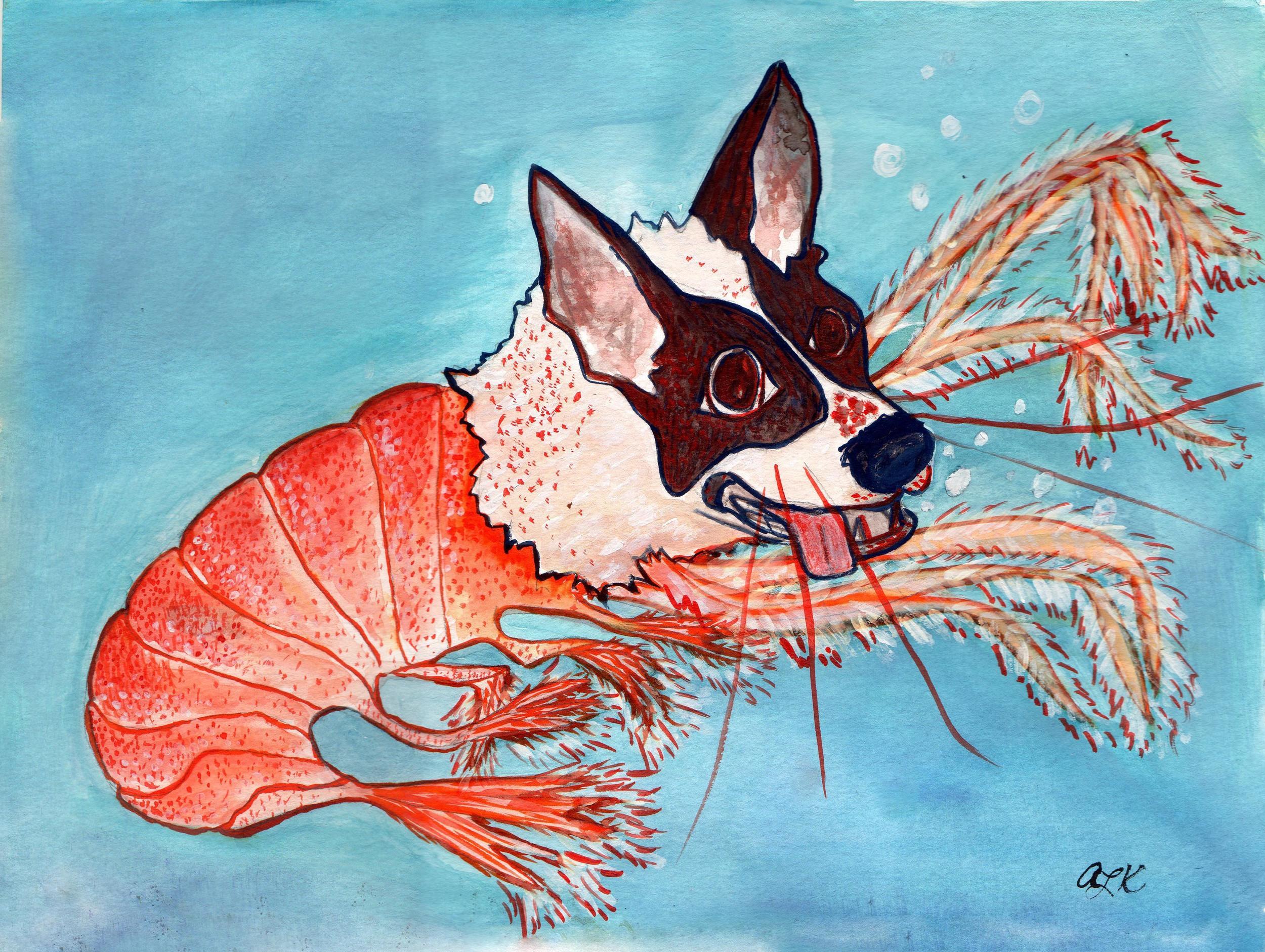 Krill Dog