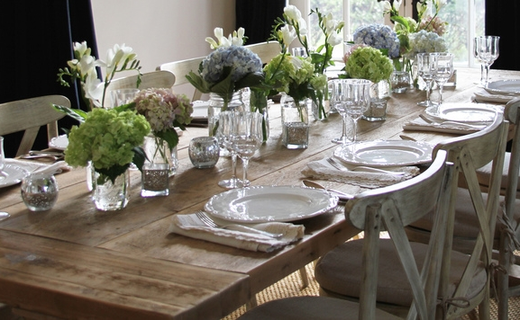 Rustic Chic in Beverly Hills