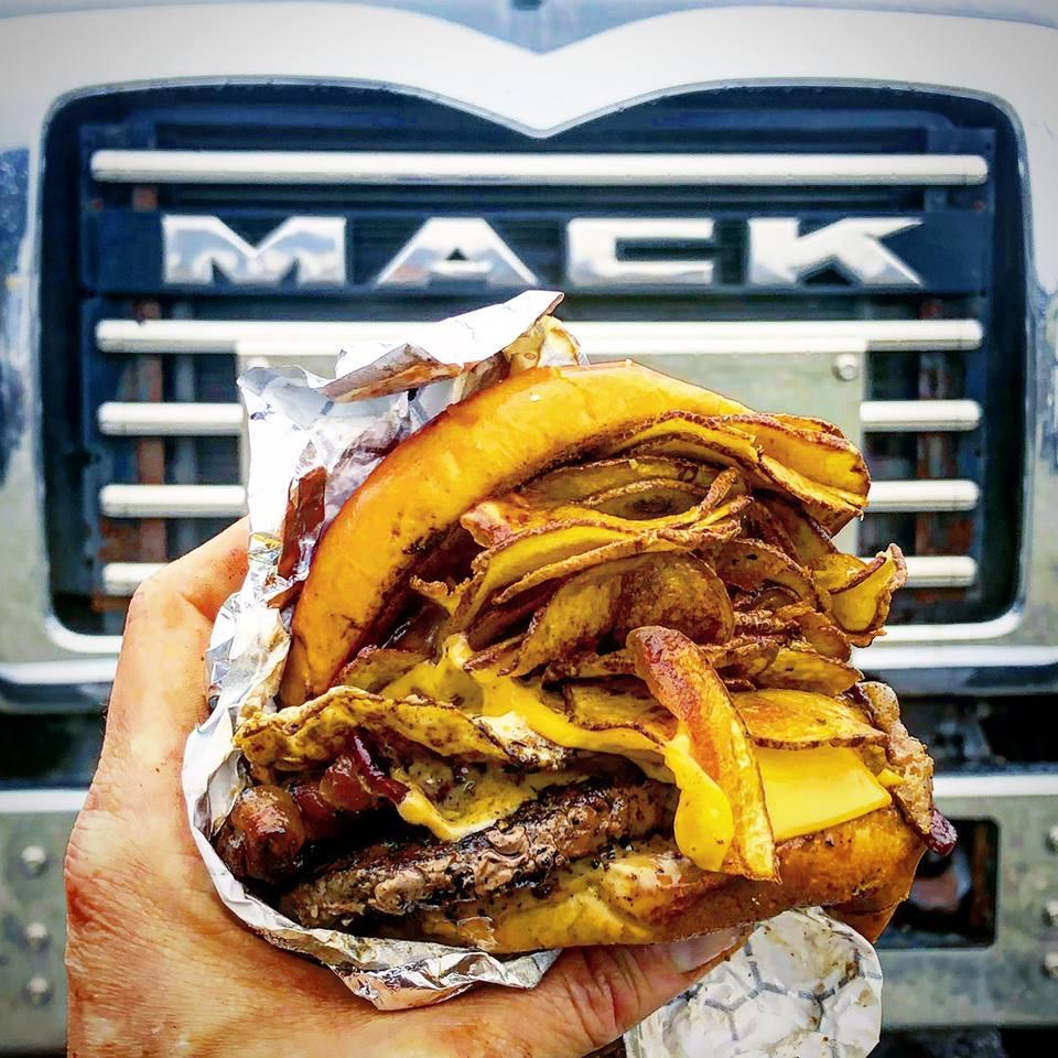 Specialty Burgers -