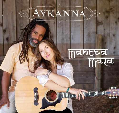 Mantra Mala offers a refinement of Aykanna's groundbreaking sound. The ancient mantras help create pathways in the brain and body that lead to healthier ways of being. The modern melodies and rhythms make this an album that can be played anywhere, and enjoyed by anyone. This album weaves together a rich background of instruments that heighten the experience for the listener. This east meets west musical fusion is heaven for the senses. Tune in, chant, pray, surrender, and most of all enjoy.