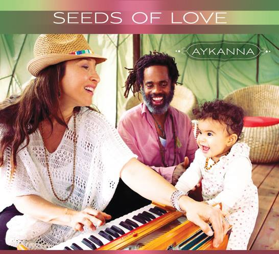 Seeds Of Love by Aykanna features traditional Gurmukhi mantras and uplifting songs. For all lovers of Kundalini Yoga and healing, this album is enlivened with inspirational soul music and Afro-Cuban rhythms.