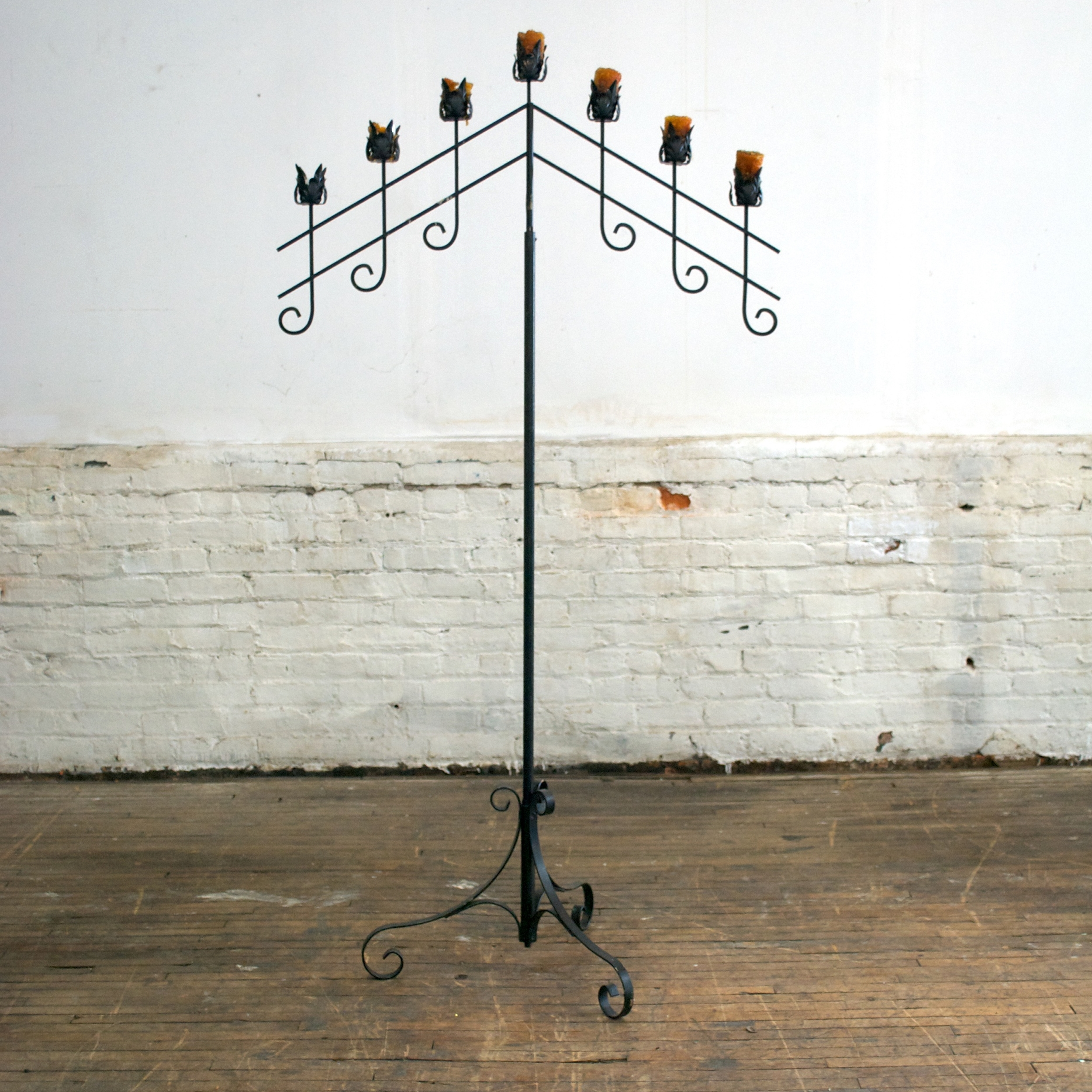 "Gothic Candelabra    $38    35""wide 66""high"
