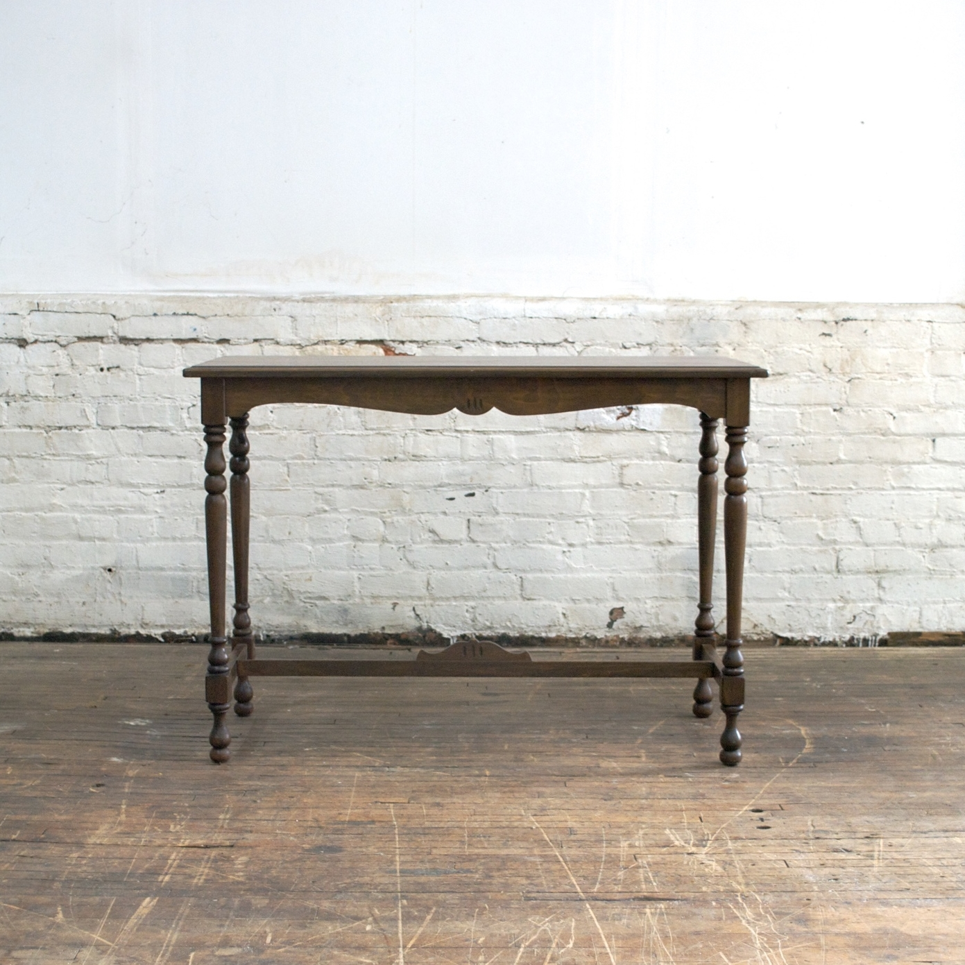 """Club Ave. Table    $60    42"""" w, 20"""" d, 30"""" h"""