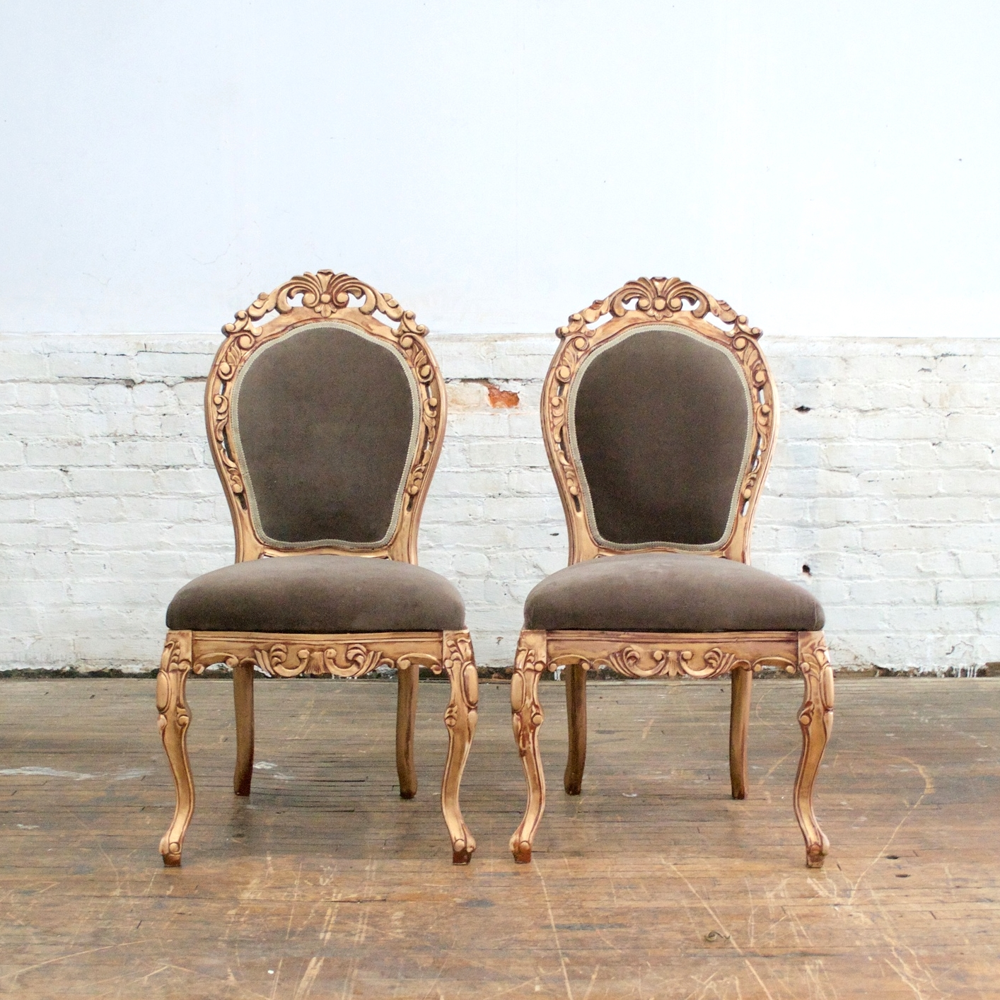"Duren side Chairs    $144 Pair    21""w 20""d 40""h"