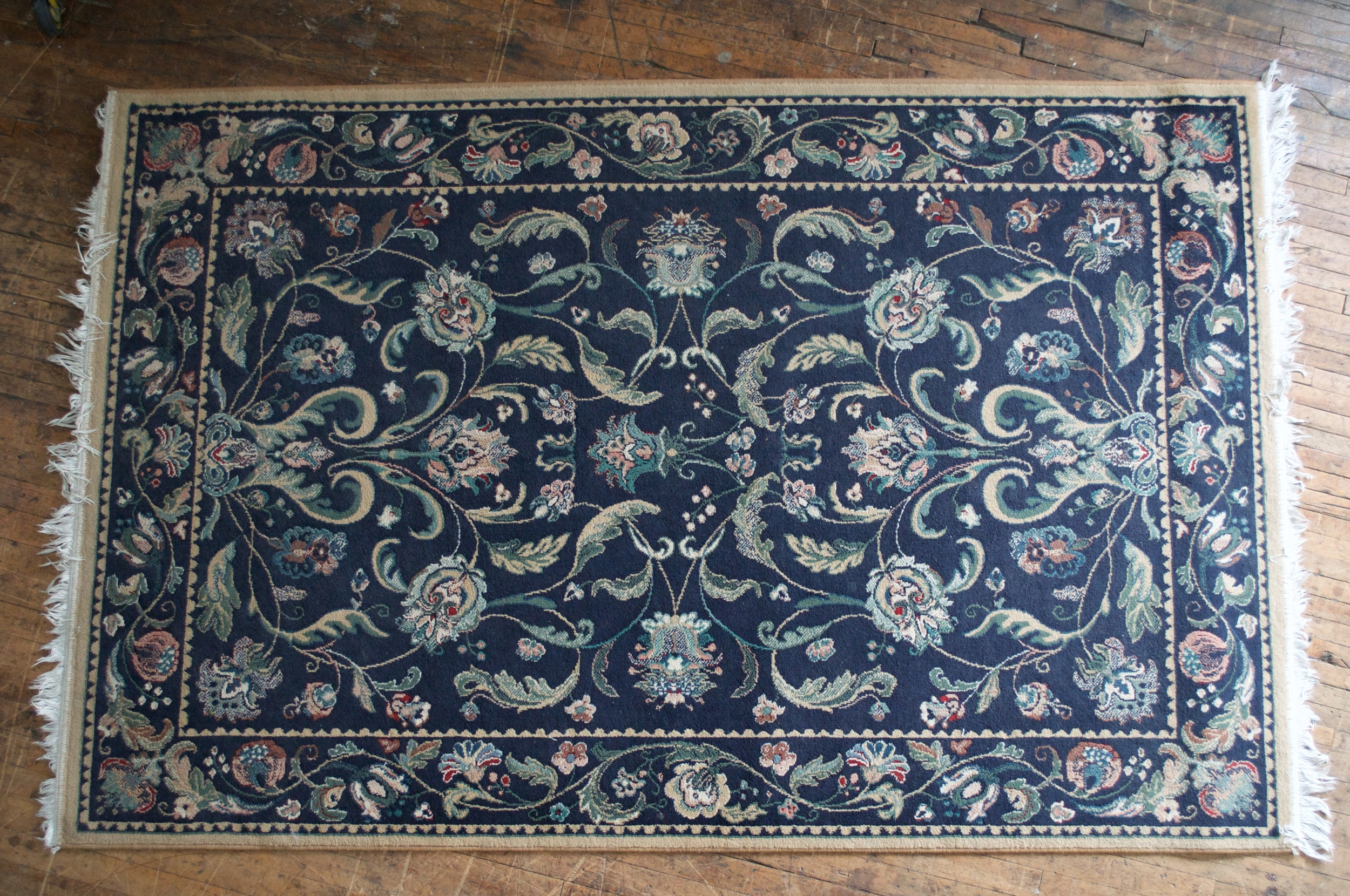 Blue Area Rug (8 x 5) $48